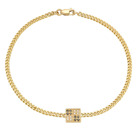 'Warm Embrace' Diamond Bracelet