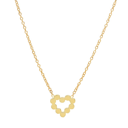 Precious Heart & Arrow Necklace
