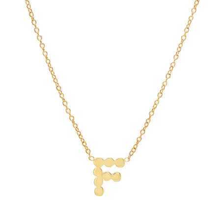 DSJ's Signature Meaningful Gold NANA Necklace