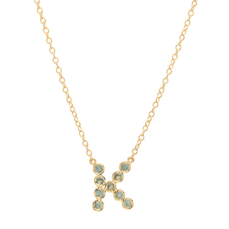 Magic Cross Gold Necklace