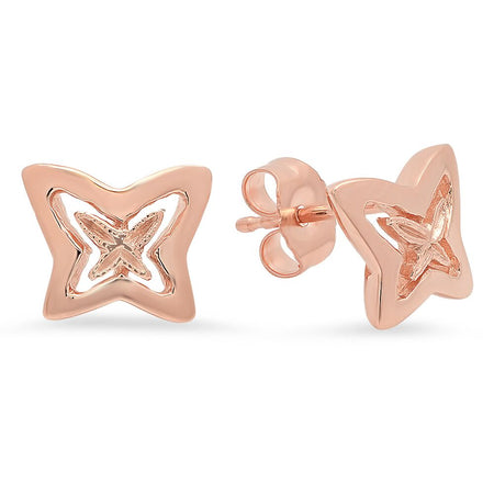 Lighten-up Evangeline Diamond stud Earrings