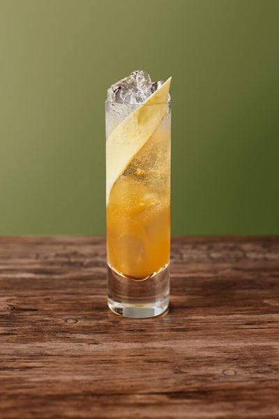 Pear & Parsnip Soda