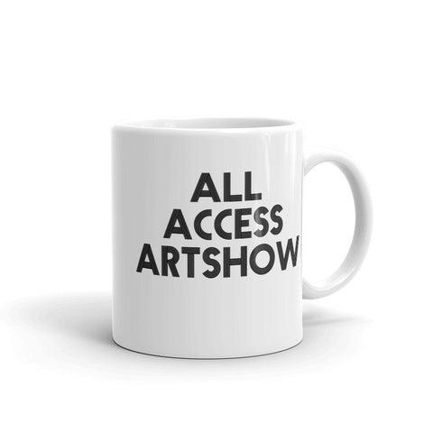 All Access Art Show Mug