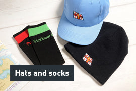 Hats and socks