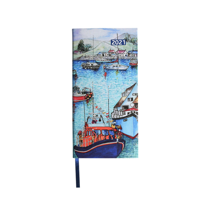 2021 Harbourside Slim Diary