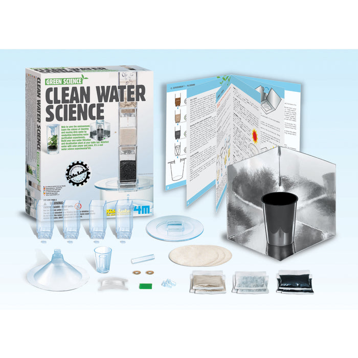 4M Clean Water Science