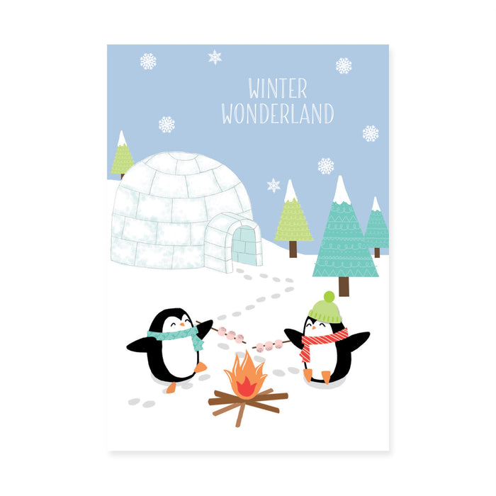 Christmas Card Variety Box, Pack of 40