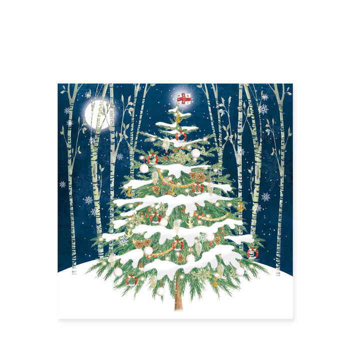 Christmas Tree, Pack of 8 Christmas Cards