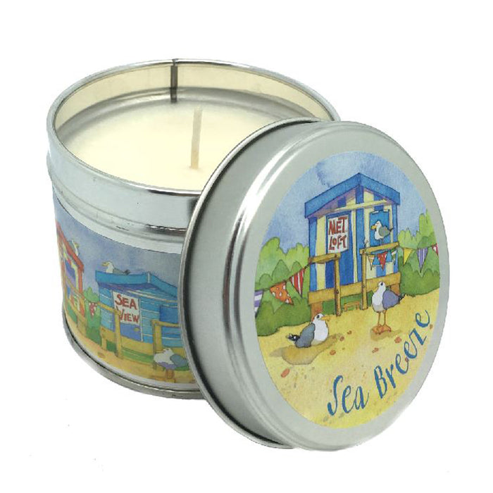Emma Ball Sea Breeze Candle Tin