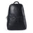 Flag Leather Rucksack Black