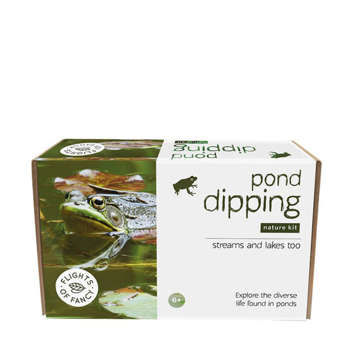 Flights of Fancy Pond Dipping Nature Kit