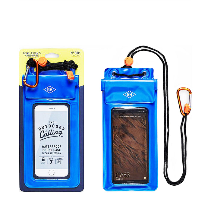 Gentleman's Hardware Waterproof Phone Pouch