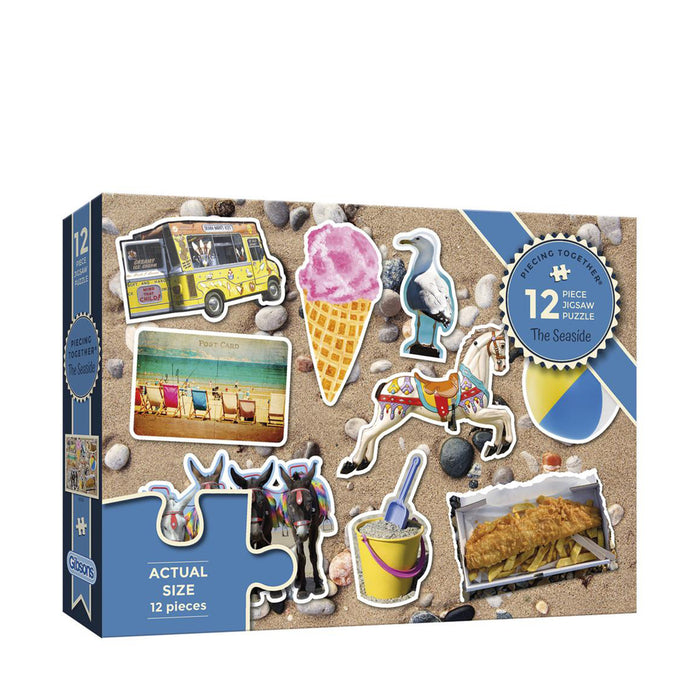 Gibsons At the Seaside Jigsaw Puzzle