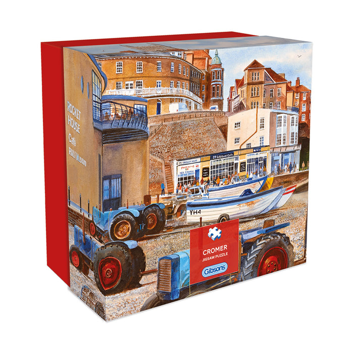 Gibsons Cromer Jigsaw Puzzle