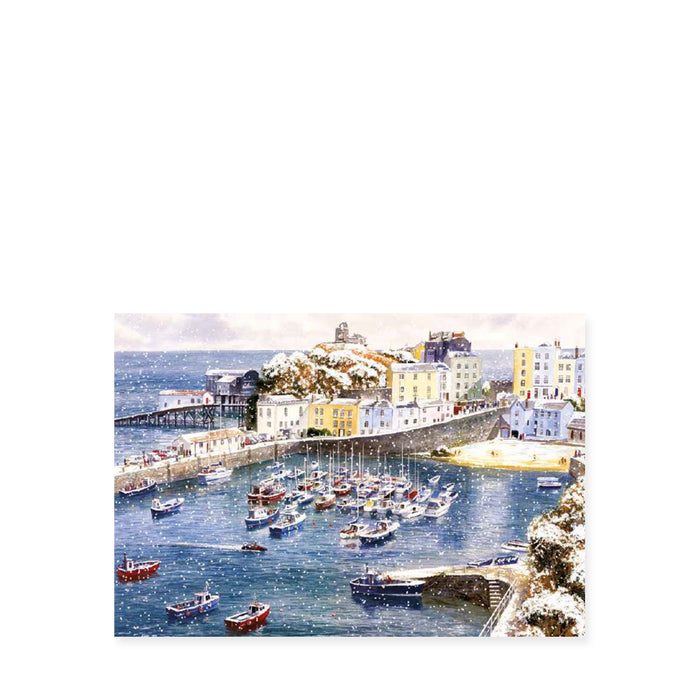 Harbourside, Pack of 8 Christmas Cards