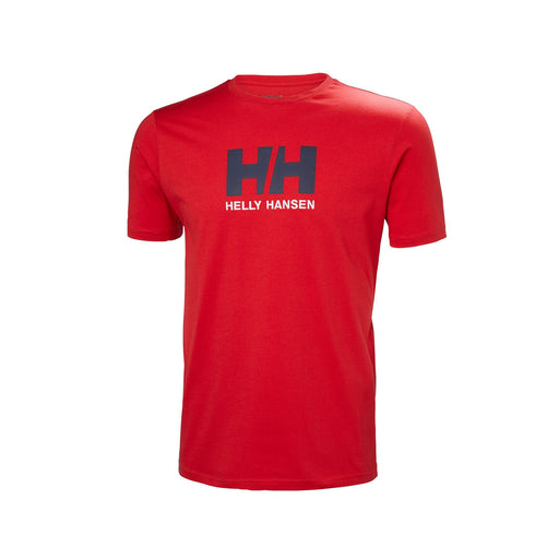 Helly Hansen Men's Logo T-Shirt Red