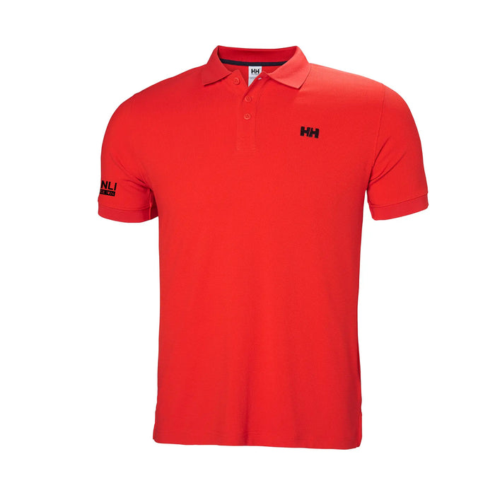 Helly Hansen RNLI Men's Driftline Polo Red