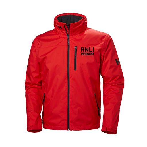 Helly Hansen RNLI Men's Hooded Jacket Red