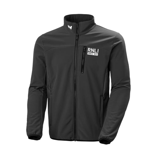 Helly Hansen RNLI Men's Team Soft Shell Jacket Ebony
