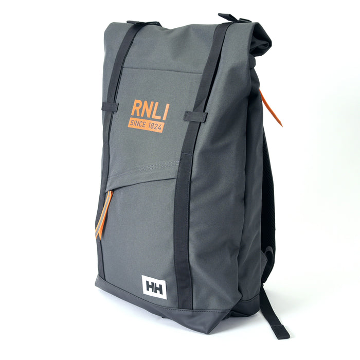 Helly Hansen RNLI Stockholm Backpack Grey/Orange