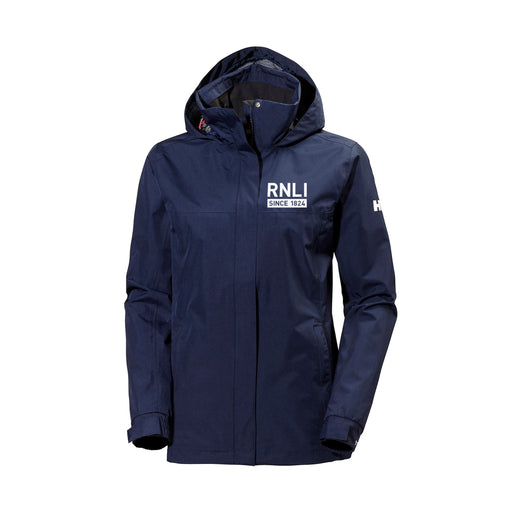 Helly Hansen RNLI Women's Team Jacket Navy