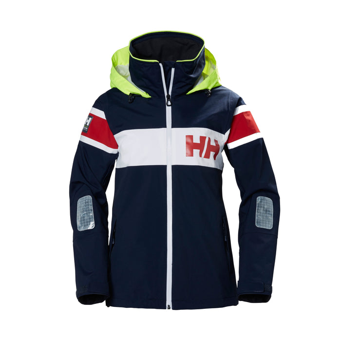 Helly Hansen Women's Salt Jacket Navy