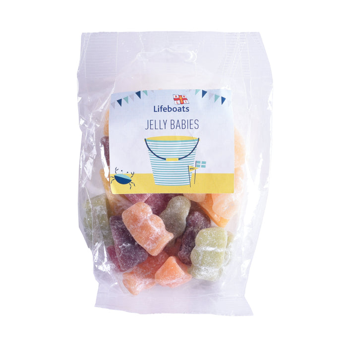 Jelly Babies Sweet Bag