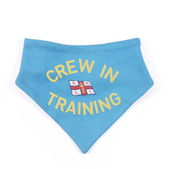 Kite Baby Crew in Training Dribble Bib