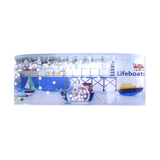 Lifeboat Harbour Stars Magnet