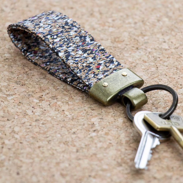 Liga Beach Clean Key Fob