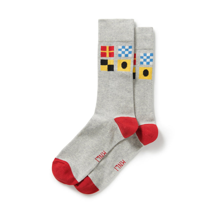 Men's Flag Signal Socks
