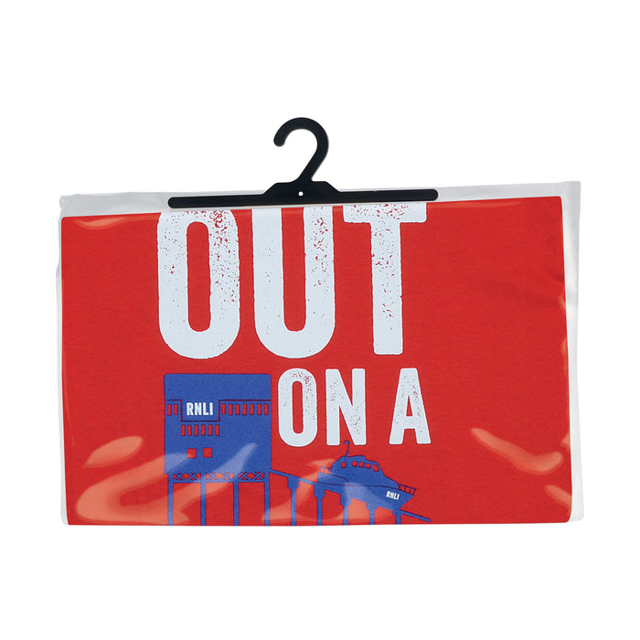Men's Out on a Shout T-Shirt Red
