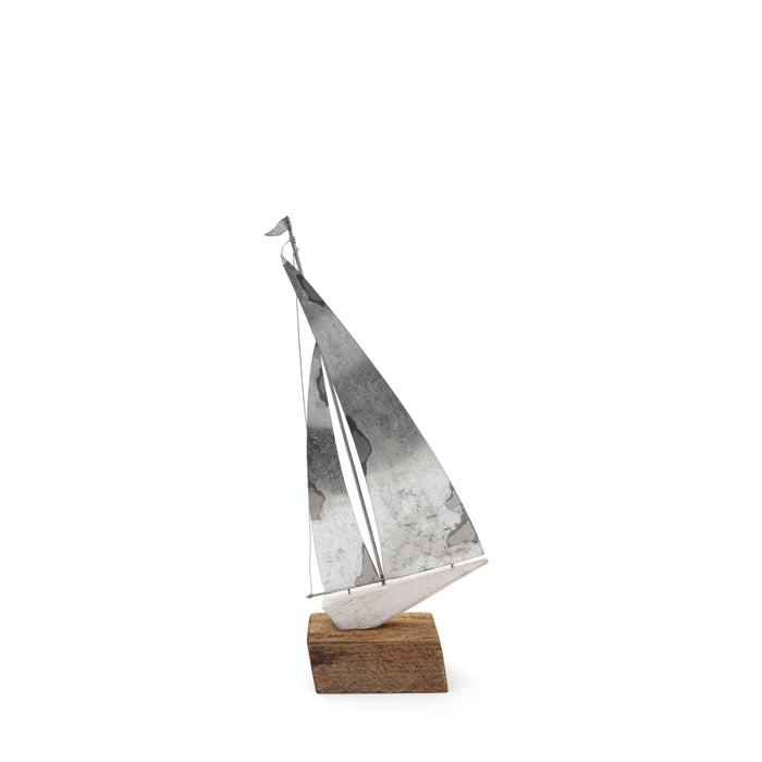 Metal Sailboat Medium