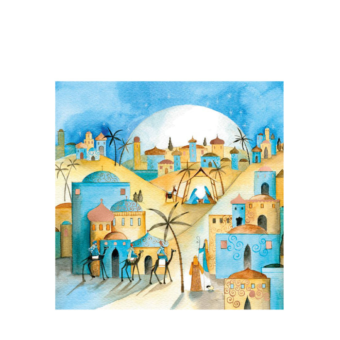 Nativity, Pack of 8 Christmas Cards