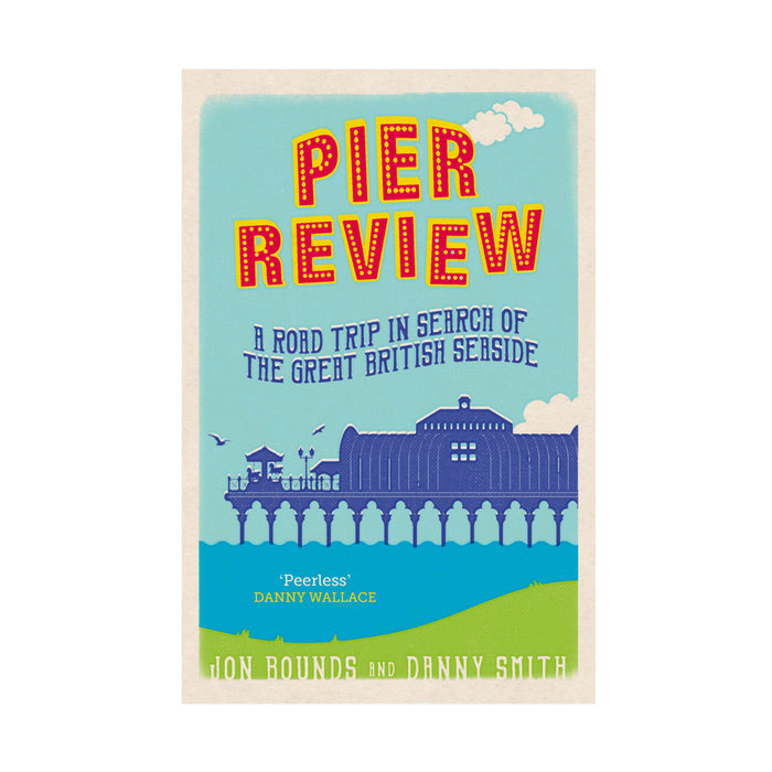 Pier Review: A Road Trip Book