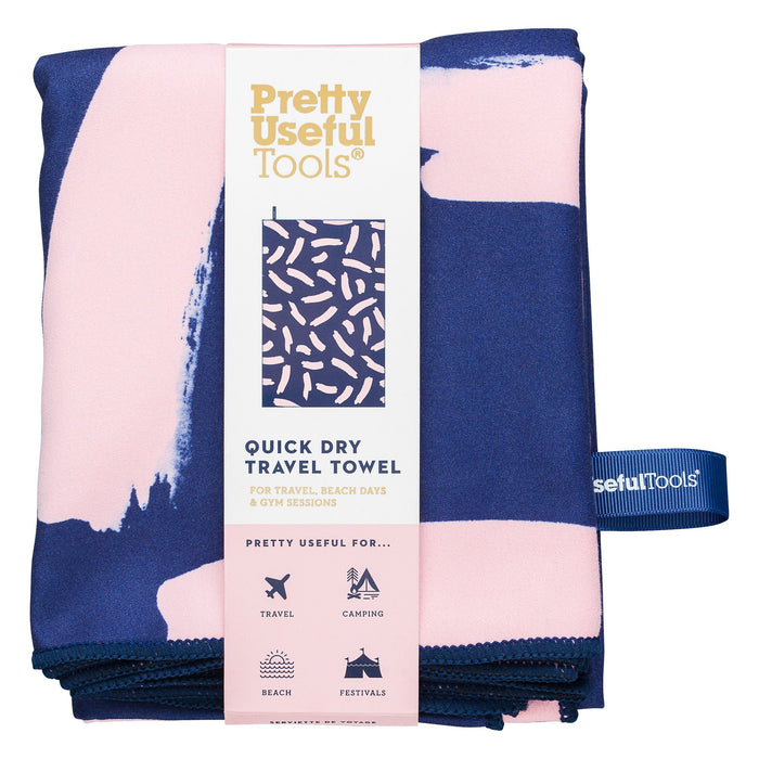 Pretty Useful Tools Quick Dry Travel Towel