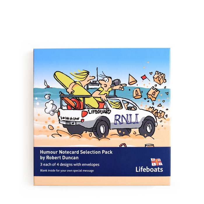 RNLI Humour Notecards