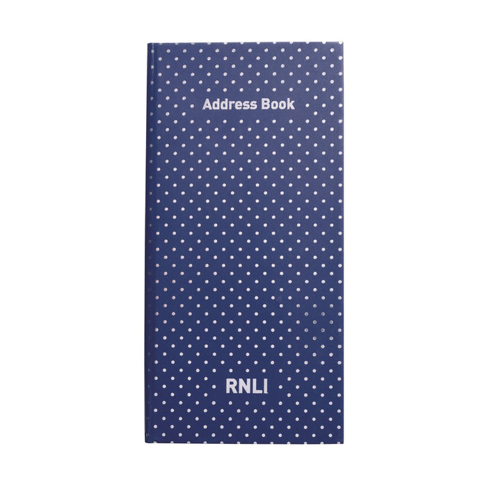 RNLI Slim Address Book