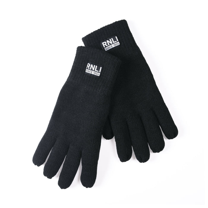 RNLI Thinsulate Gloves Black