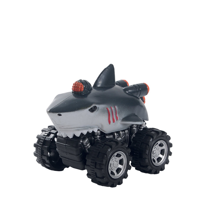 Shark Race Car