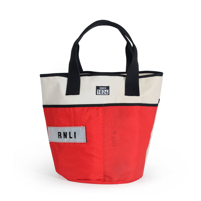 Since 1824 Bucket Bag Red