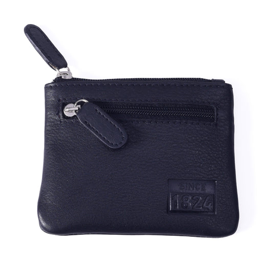 Since 1824 Leather Coin Purse