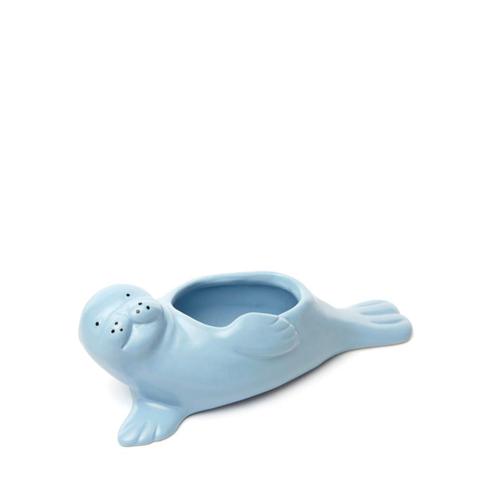 Suki the Seal Pup Planter