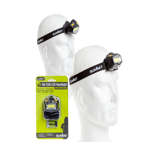 Summit COB Headlamp