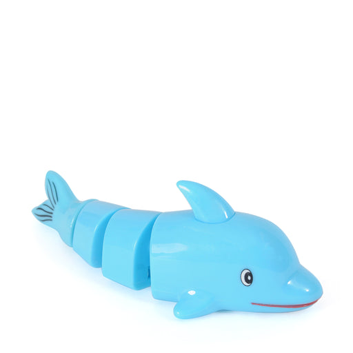 Wind Up Dolphin Toy