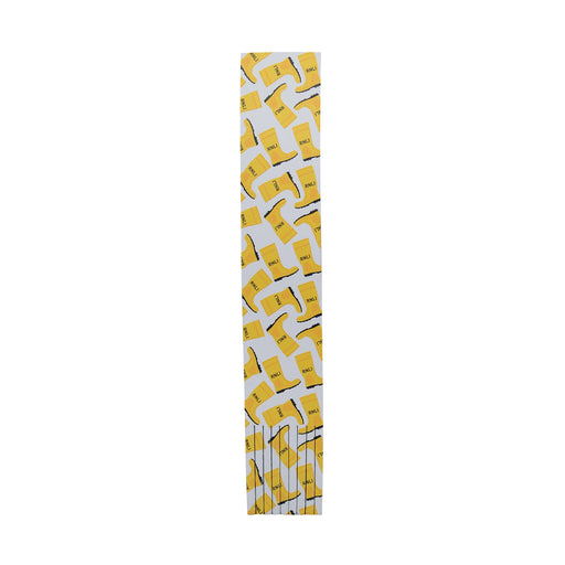 Yellow Welly Bookmark