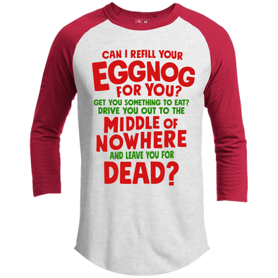 Can i refill your eggnog