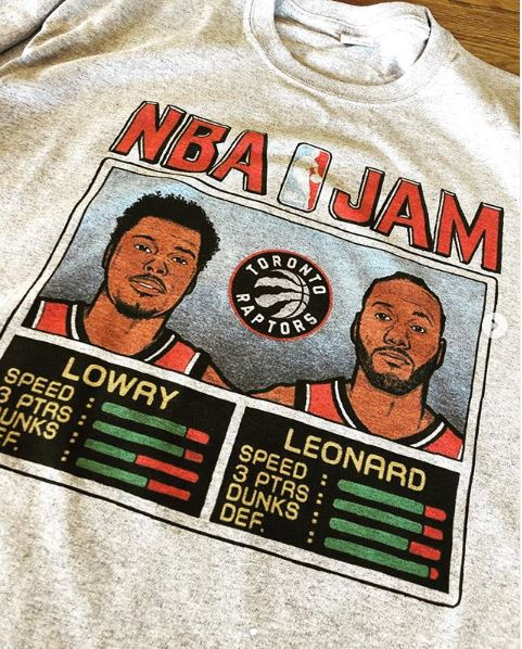 Jam - Lowry - Leonard **FREE LOCAL PICK UP**