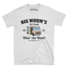 Big Worm's Ice Cream T-Shirt