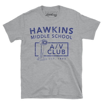 HAWKINS MIDDLE SCHOOL A/V CLUB